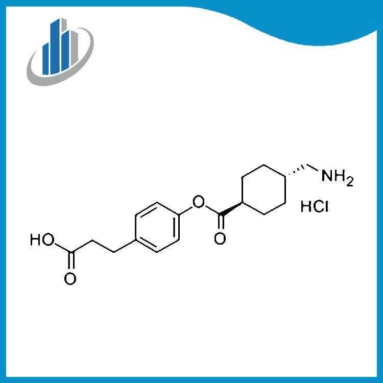Cetraxate, Hydrochloride Cas 27724-96-5