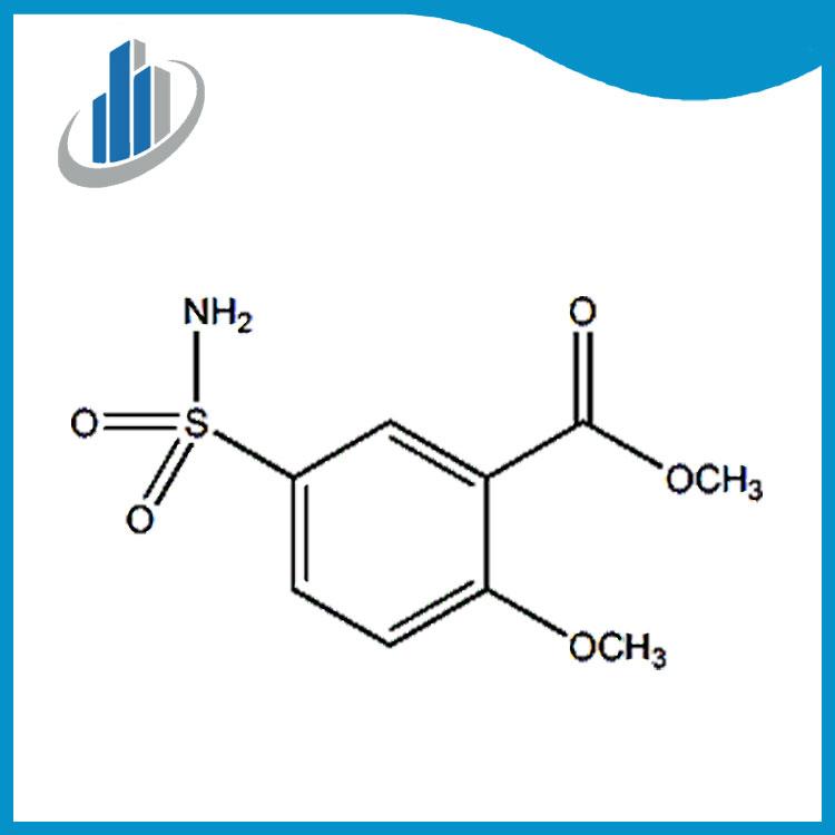 Methyl 2-methoxy-5-sulfamoylbenzoate CAS33045-52-2