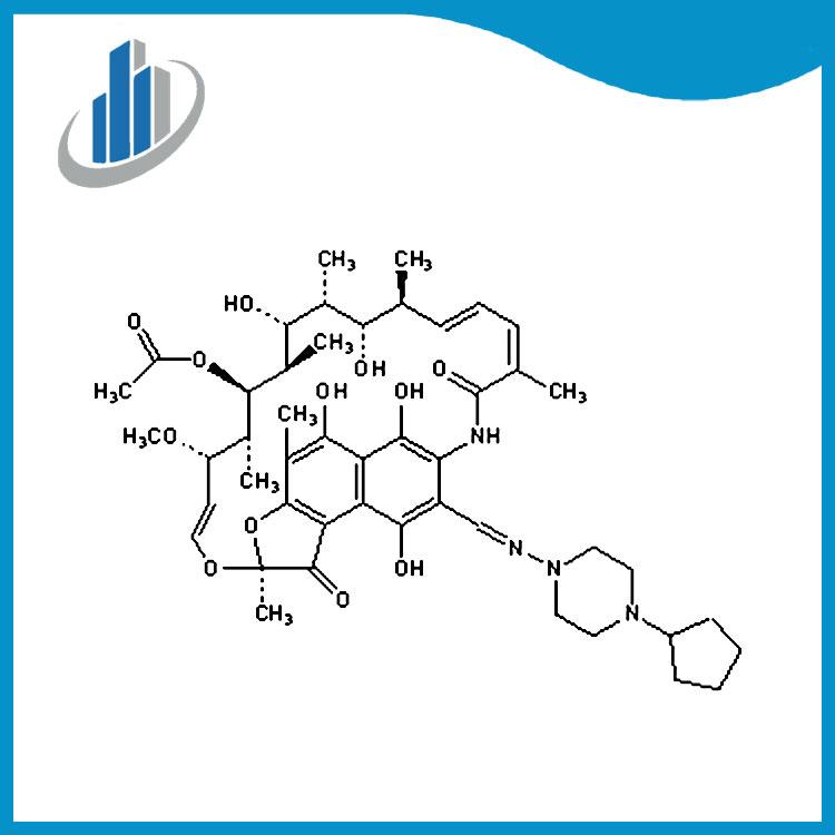 Rifapentine Cas 61379-65-5
